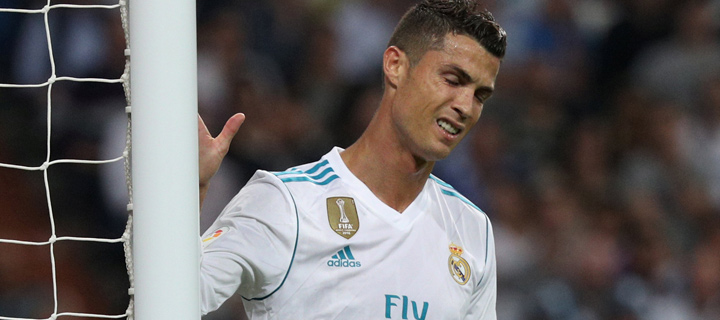 Ronaldo to turn on his shooting boots