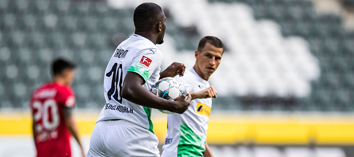 M`Gladbach ruthlessly protecting 4th spot?