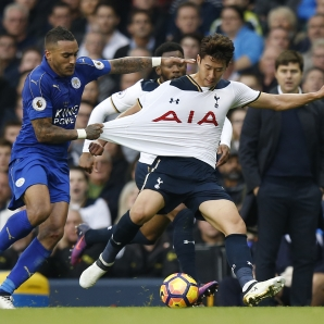 Foxes ready to take advantage of Spurs