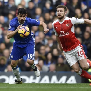 Gunners can block Chelsea's double chance